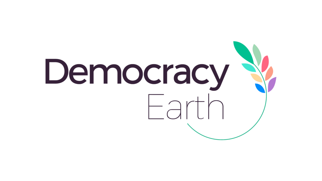 Democracy.earth logo