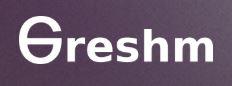 greshm logo