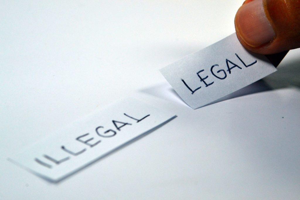 illegal/legal