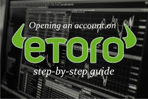 How to open an eToro account